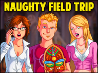 Naughty Field Trip Game - Naughty Games