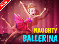 Naughty Ballerina Game - Naughty Games