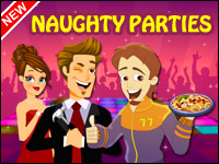 Partes Impertinentes Jogo - Naughty Games