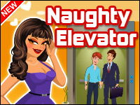 Naughty Elevator Game - Naughty Games