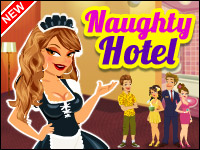 Impertinente Do Hotel Jogo - Naughty Games