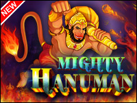 Mighty Hanuman Game - Arcade Games